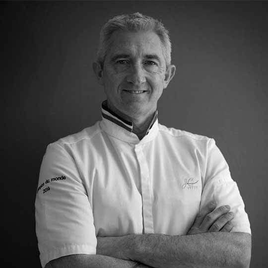 Meilleur Ouvrier de France Glacier Champion du Monde de Desserts Glacés