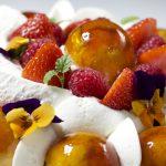Saint-honoré-fruits